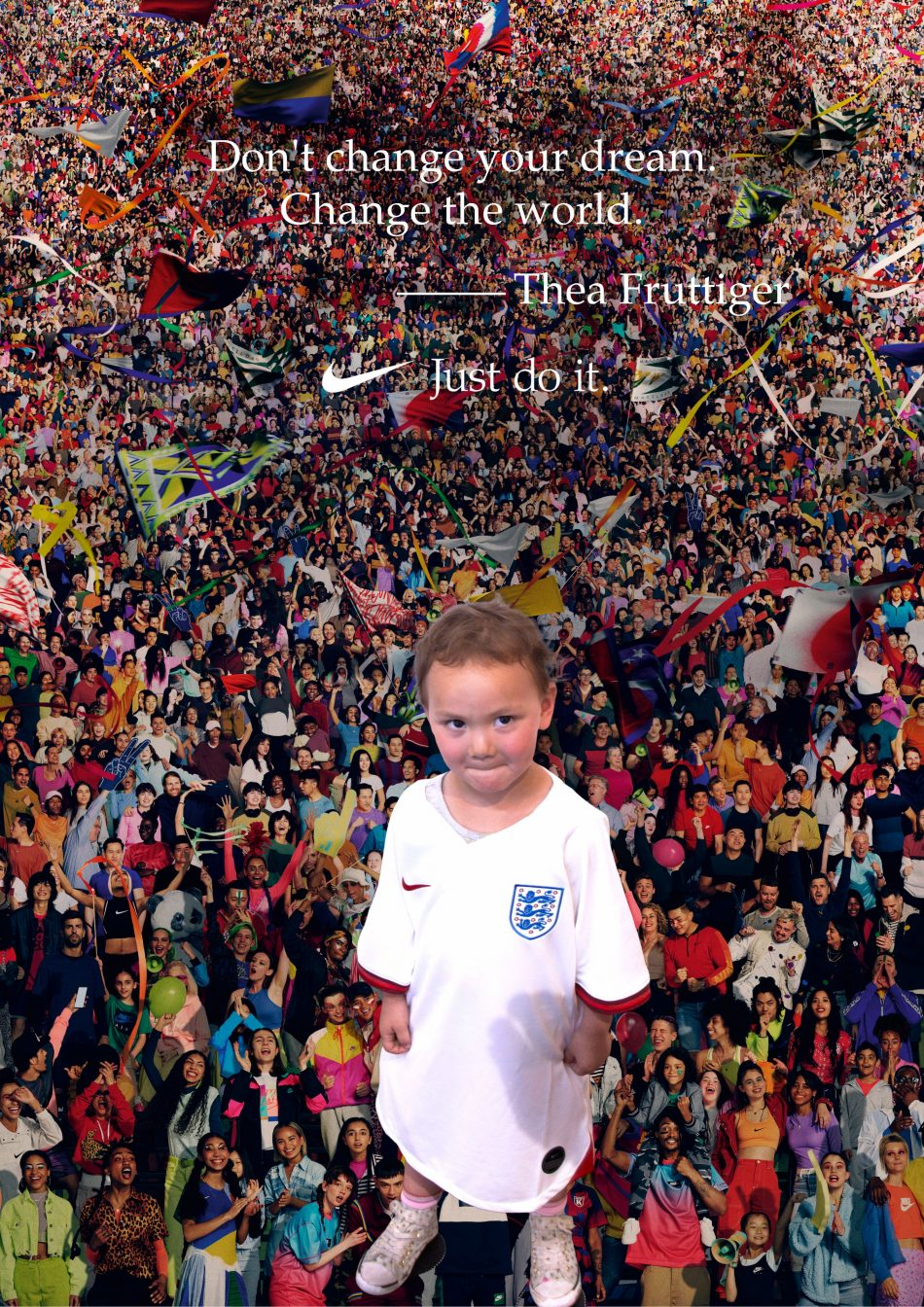 Nike Wall of Dreams