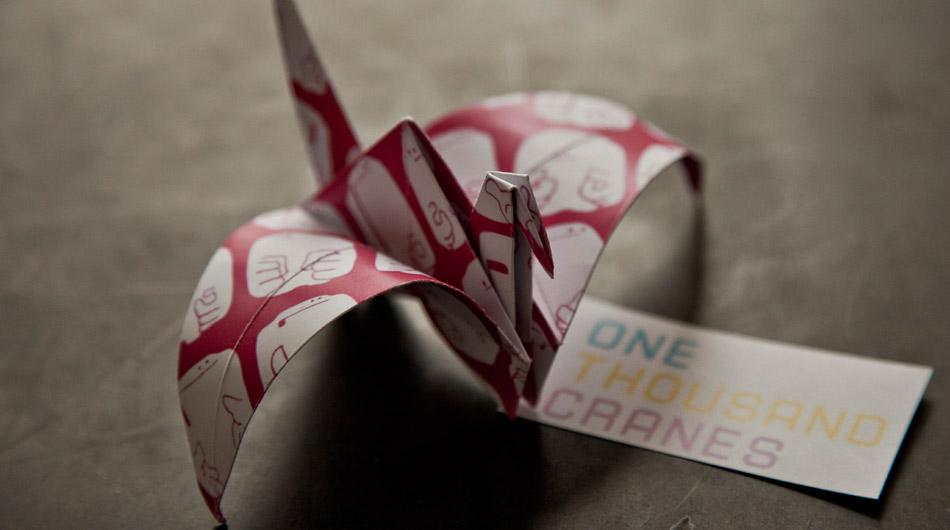 UNIT9 - 1000 Cranes
