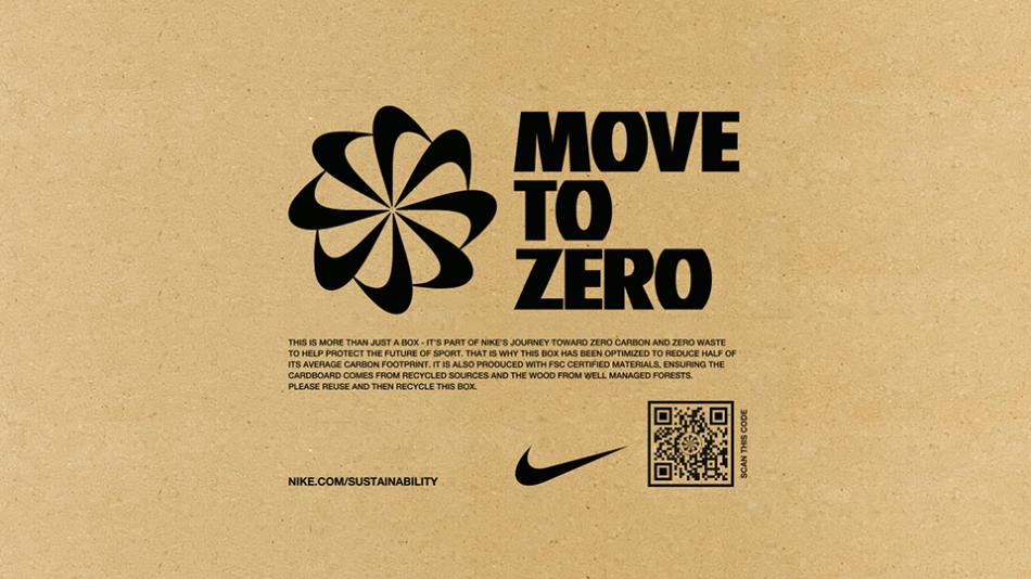 Nike Move to Zero