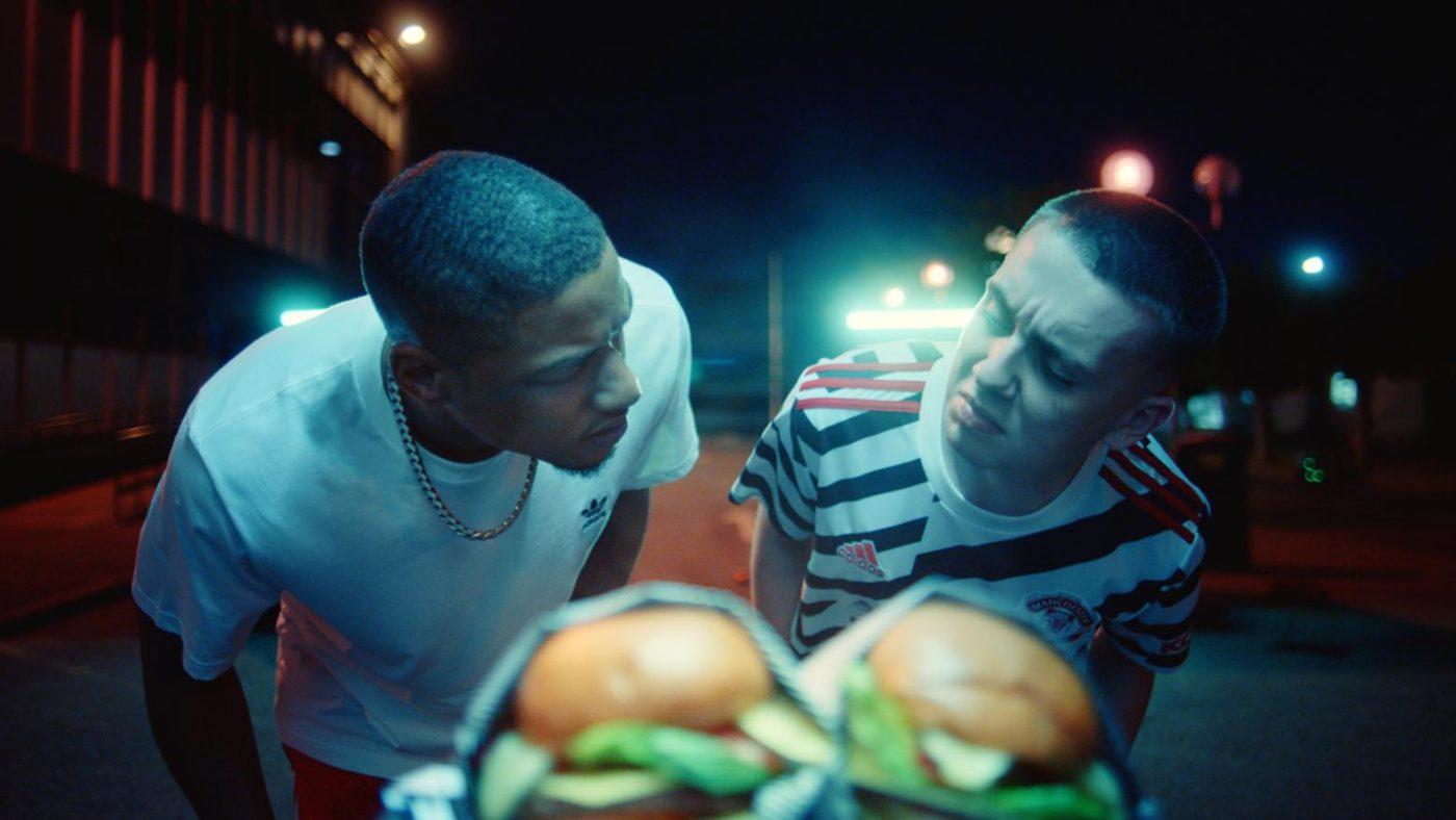 adidas MUFC: Food Truck