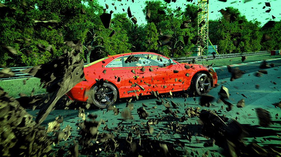UNIT9 - Audi: Evade