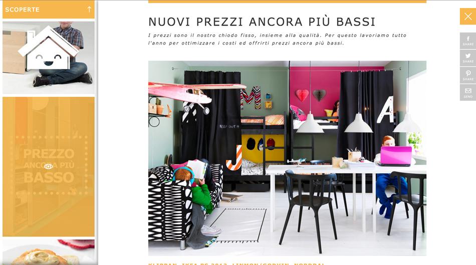 UNIT9 - IKEA: Spazio Alla Vita