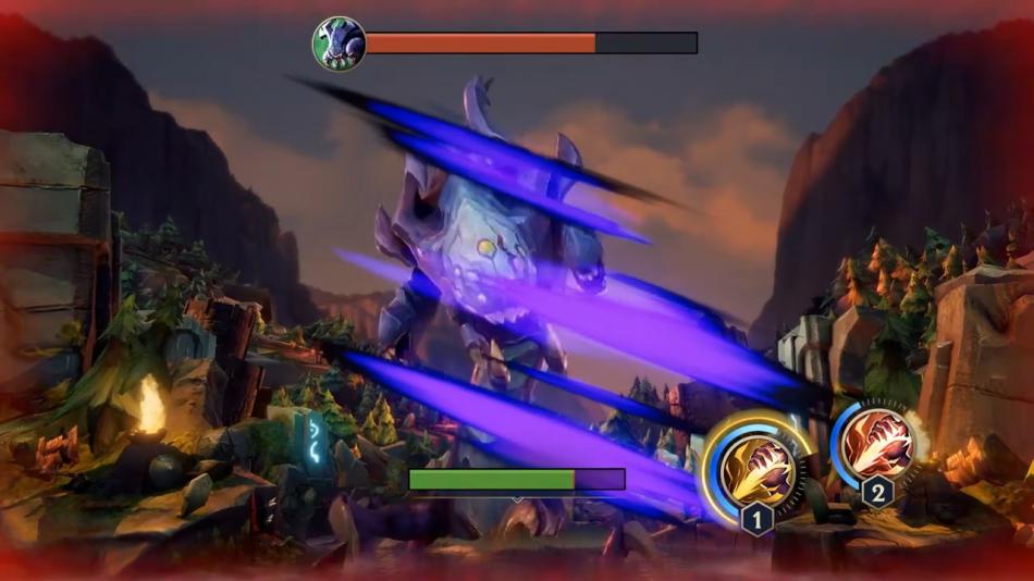 League of Legends Battle of Baron