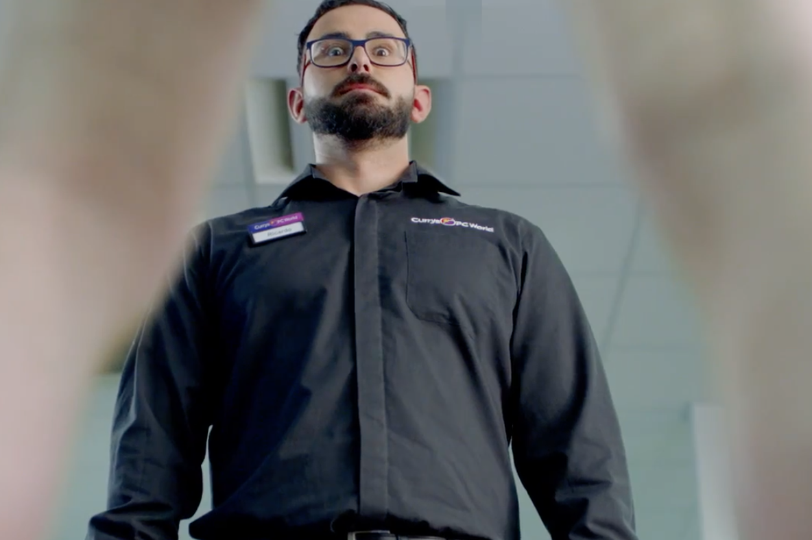 Currys: World Cup TV