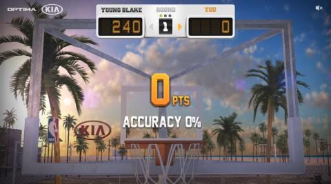 UNIT9 - Kia Optima: Take On Blake Dunk Challenge