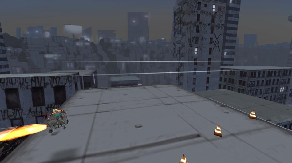 UNIT9 - Xtreme Xrunch Kart