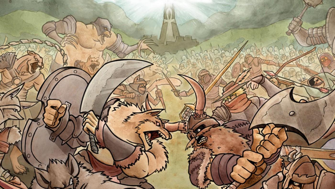 Decromancer: The Battle Card RPG