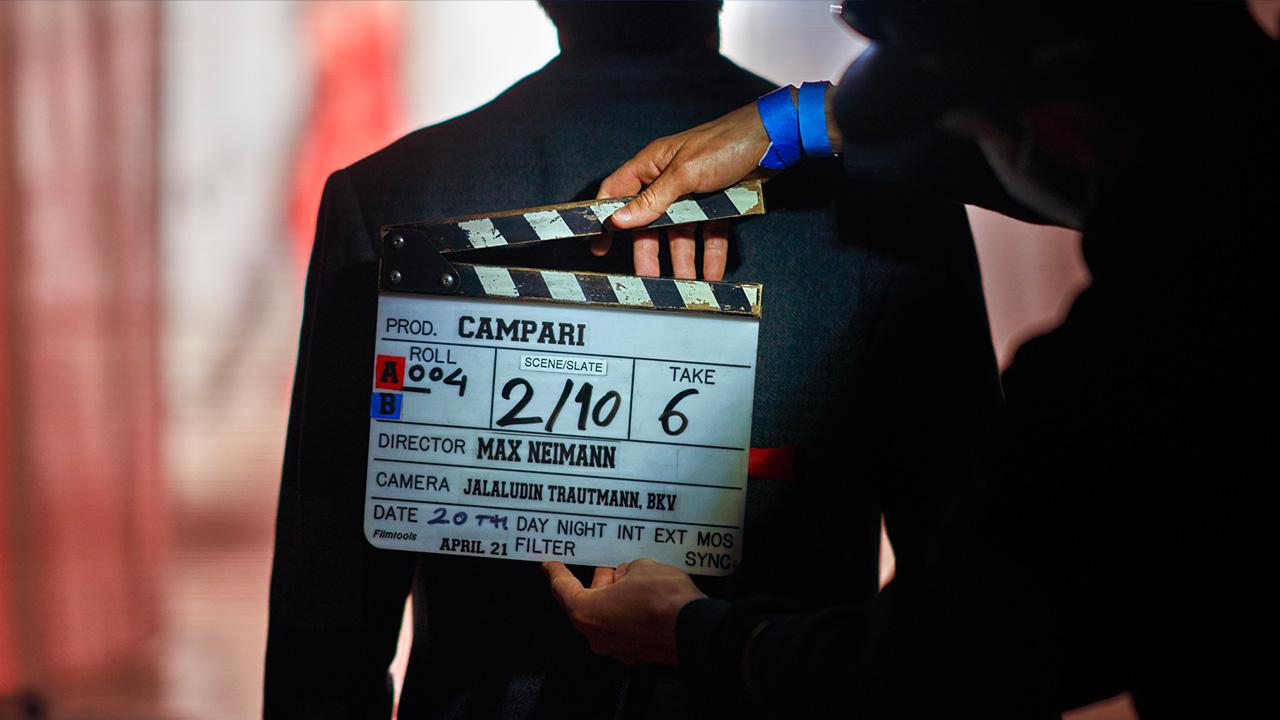 Campari Fellini Forward