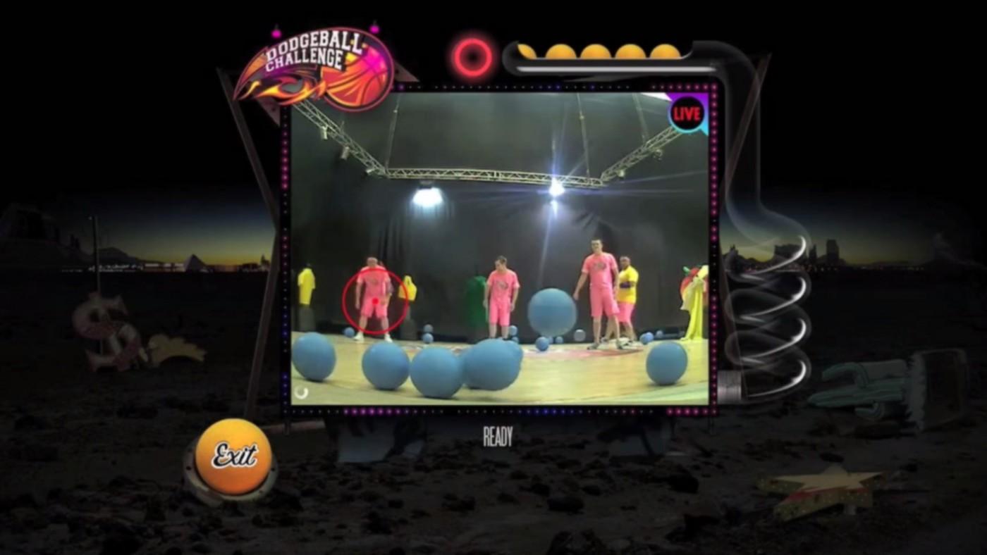 Doritos: Dodgeball Challenge