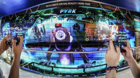 Giant AR Screen