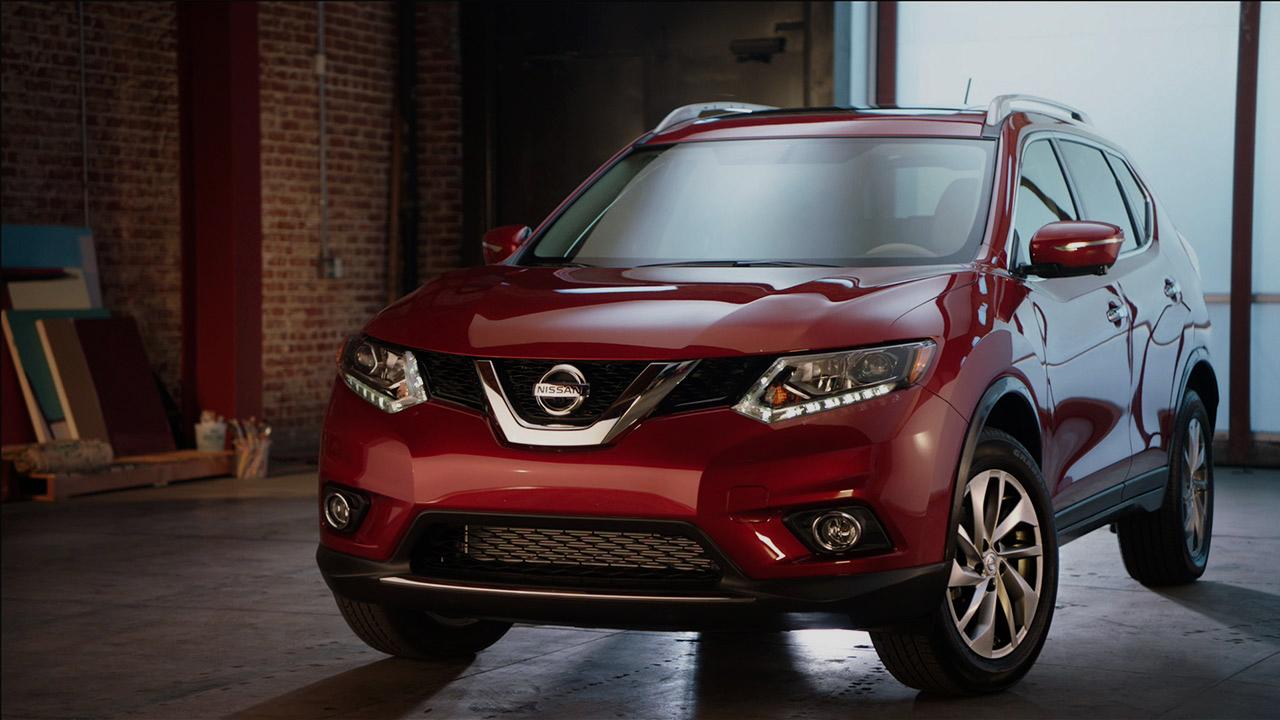 Nissan Rogue: The Detour