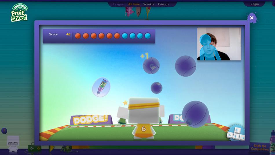UNIT9 - Fruitshoot: Champion of the Playground