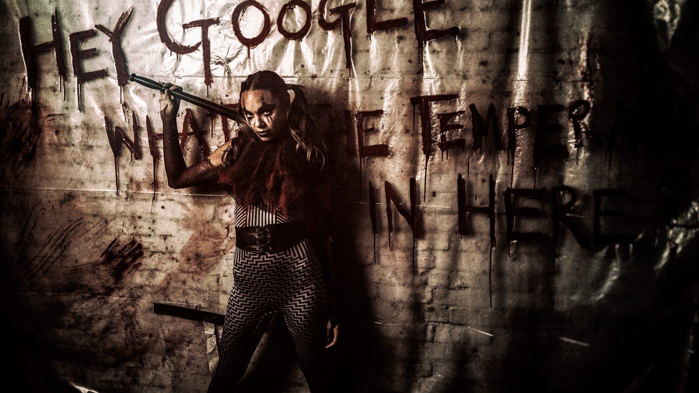 JBL x The Google Assistant Fright Night