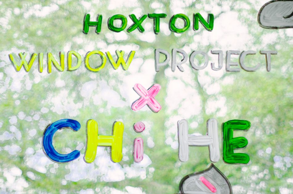 Hoxton Window Project Chi He