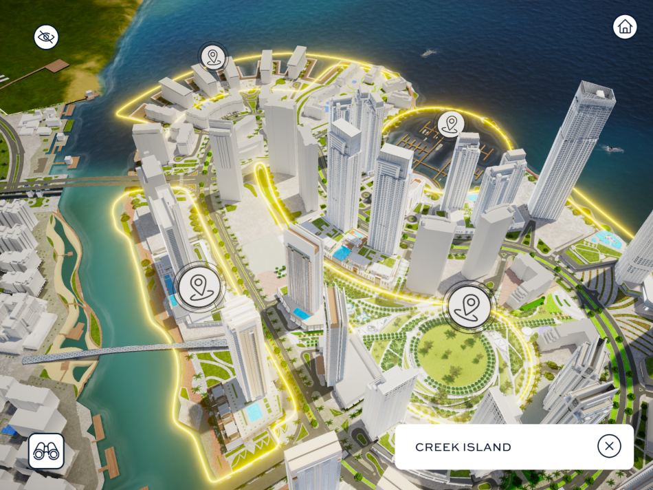 Emaar Discover Dubai Creek Harbour