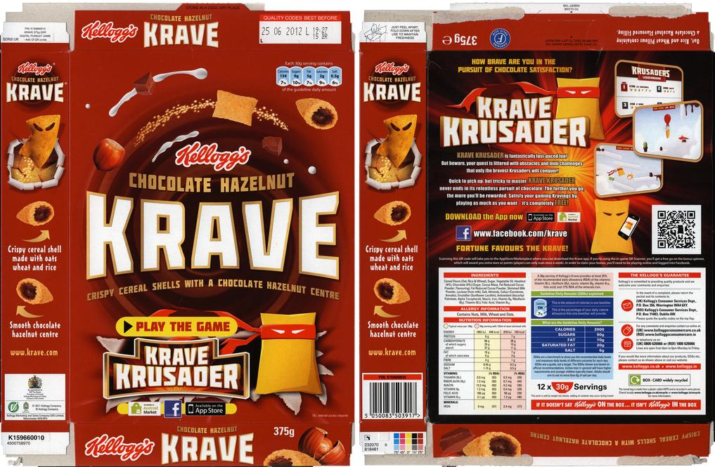 UNIT9 - Krave Krusader Case Study