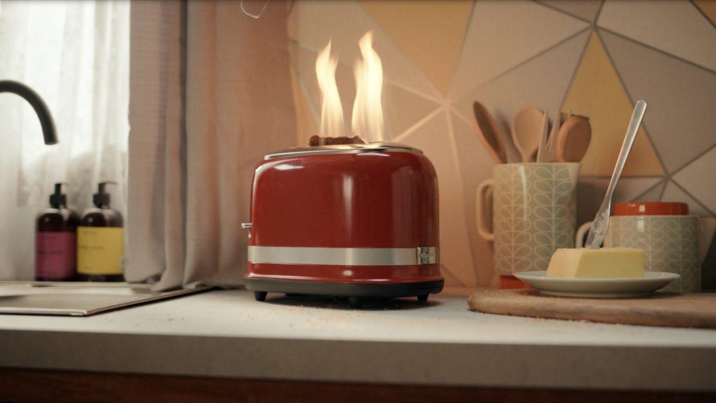 Lemonade: Toaster