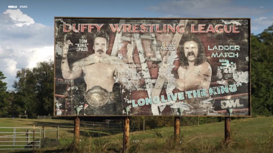 Heels Duffy Wrestling League