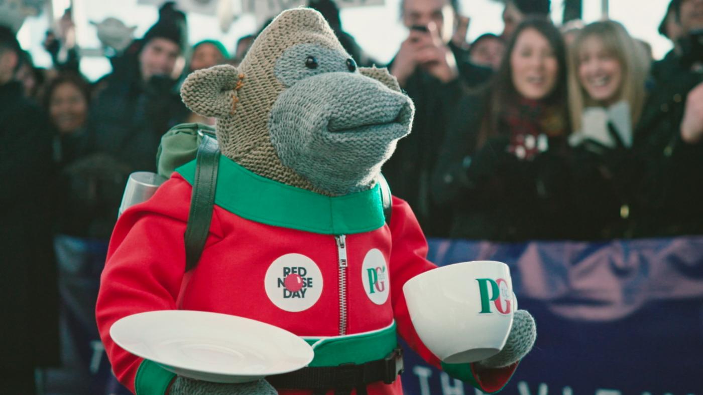 PG Tips: Monkey's Monumental Mission