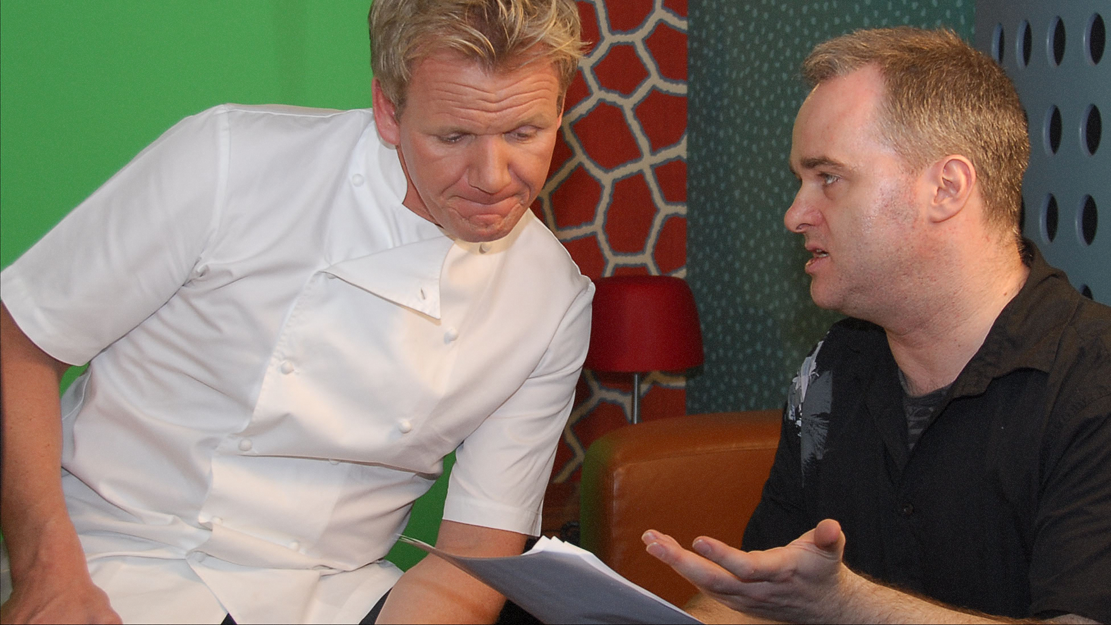 BT: A Chat with Gordon Ramsay