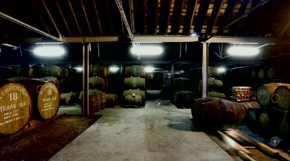 UNIT9 - Glenfiddich: Slumbering Warehouse