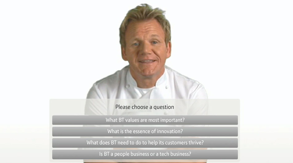 UNIT9 - BT: A Chat with Gordon Ramsay
