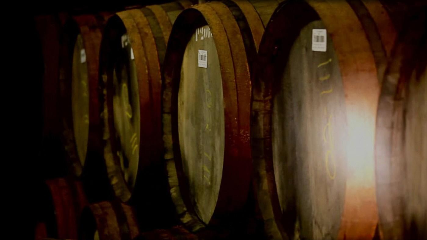 Glenfiddich: Slumbering Warehouse