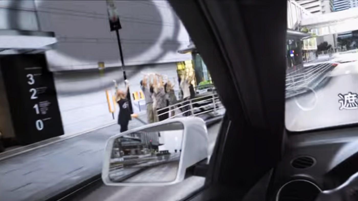 Mercedes: Escape The Map