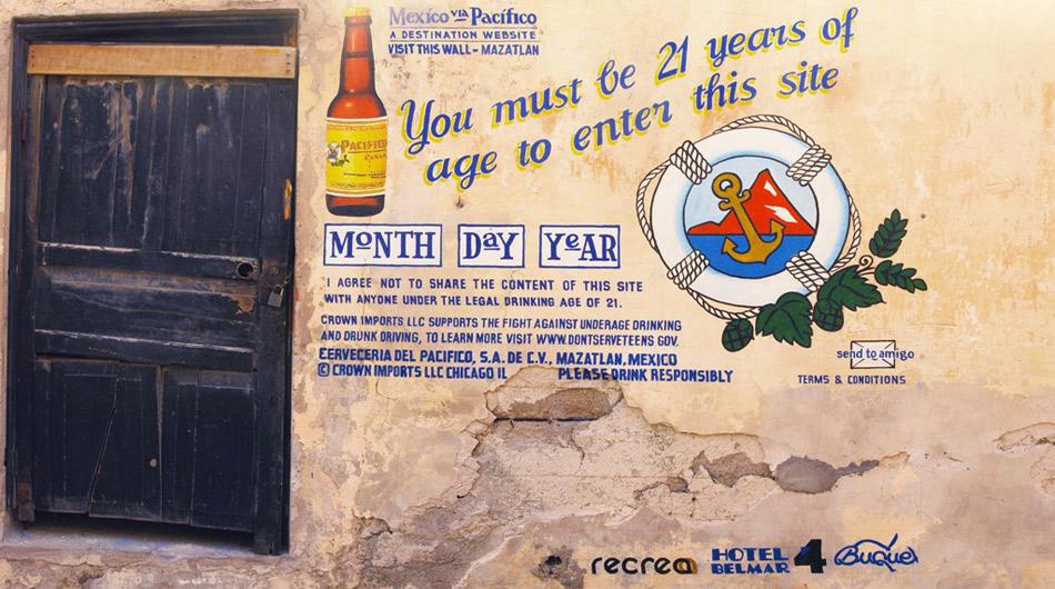 UNIT9 - Pacifico Beer: Mexico Via Pacifico