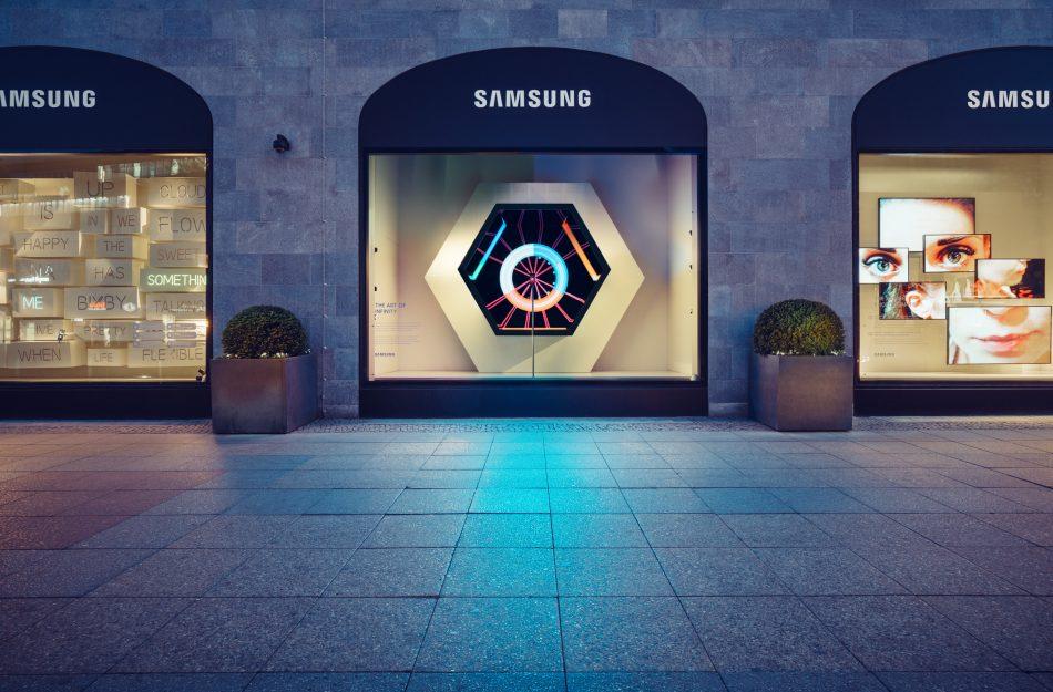 Samsung x KaDeWe 2