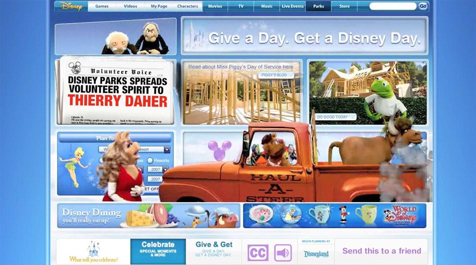 UNIT9 - Disney Parks: Interactive Muppet Mayhem