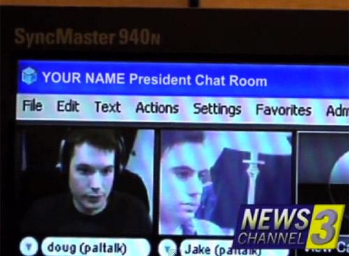 UNIT9 - Paltalk: You for President