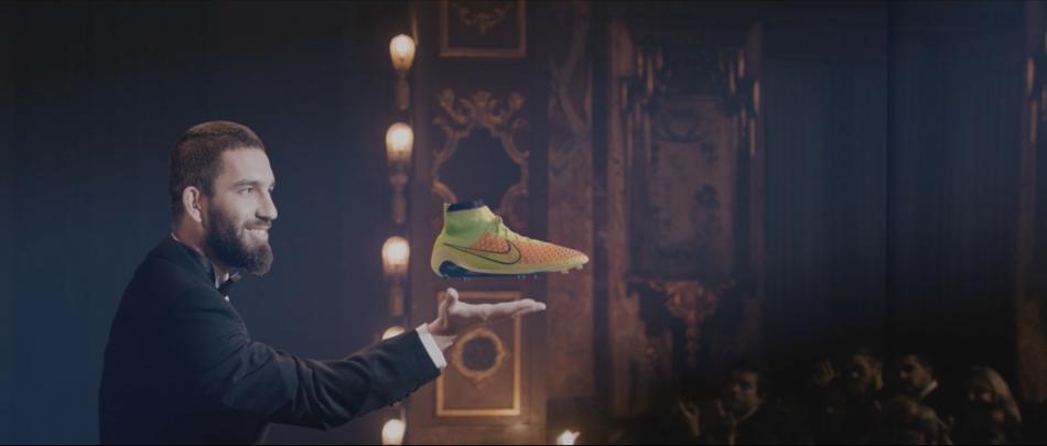 Nike 'The Death Defying Corner Escape'