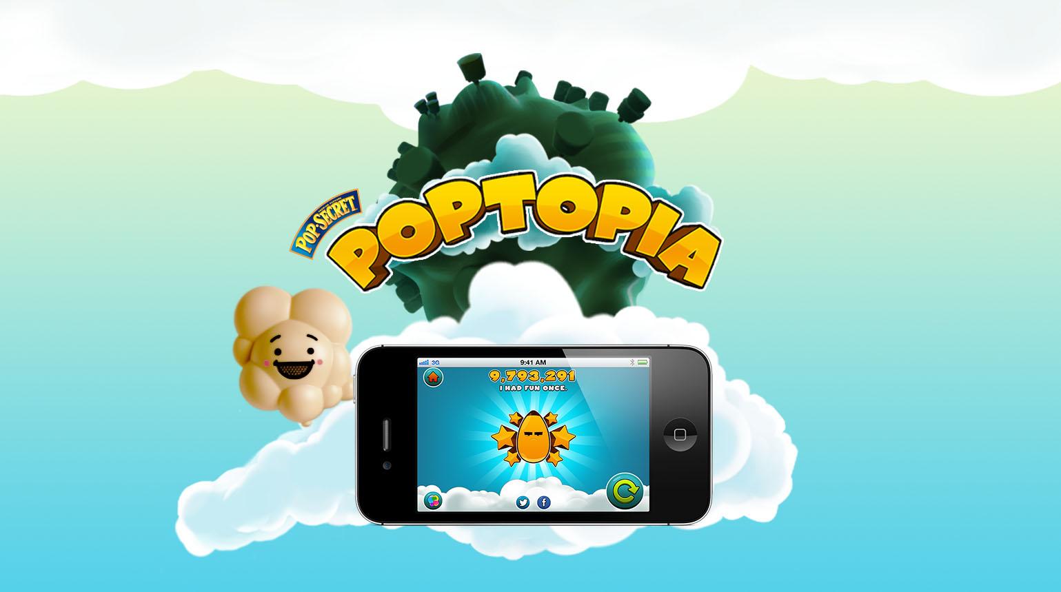 UNIT9 - Pop Secret: Poptopia