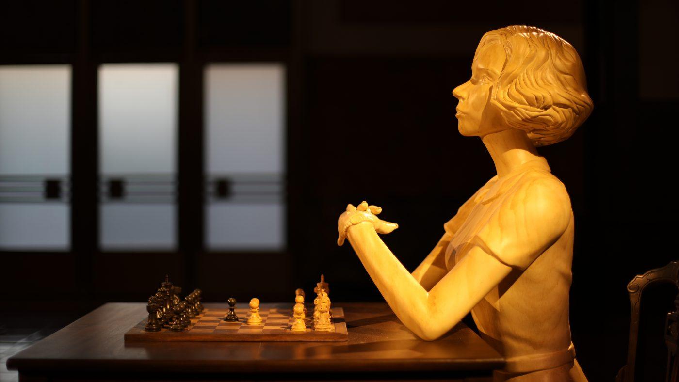 The Queen's Gambit One Story Away