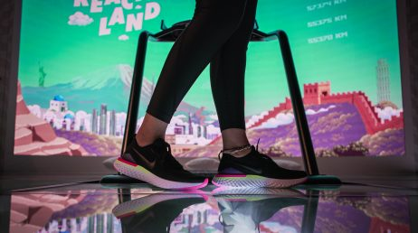 UNIT9 - Nike: Reactland