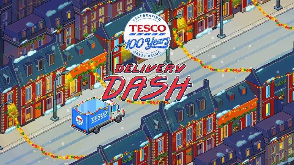 Tesco Delivery Dash