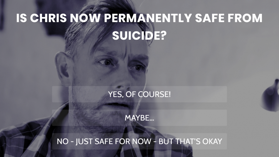 Real Talk About Suicide