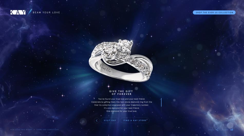 Kay Jewelers Beam Your Love