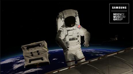 Samsung Spacesuit