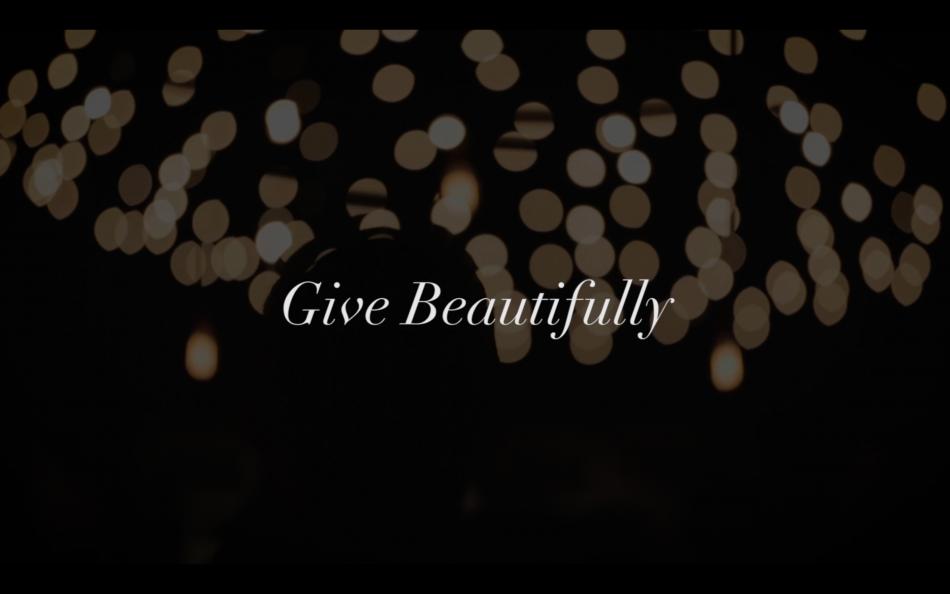 Stella Artois Give Beautifully