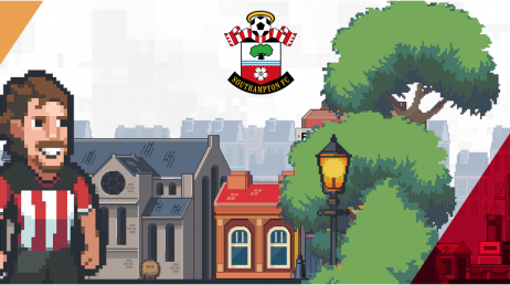 Southampton FC Return of the Sash