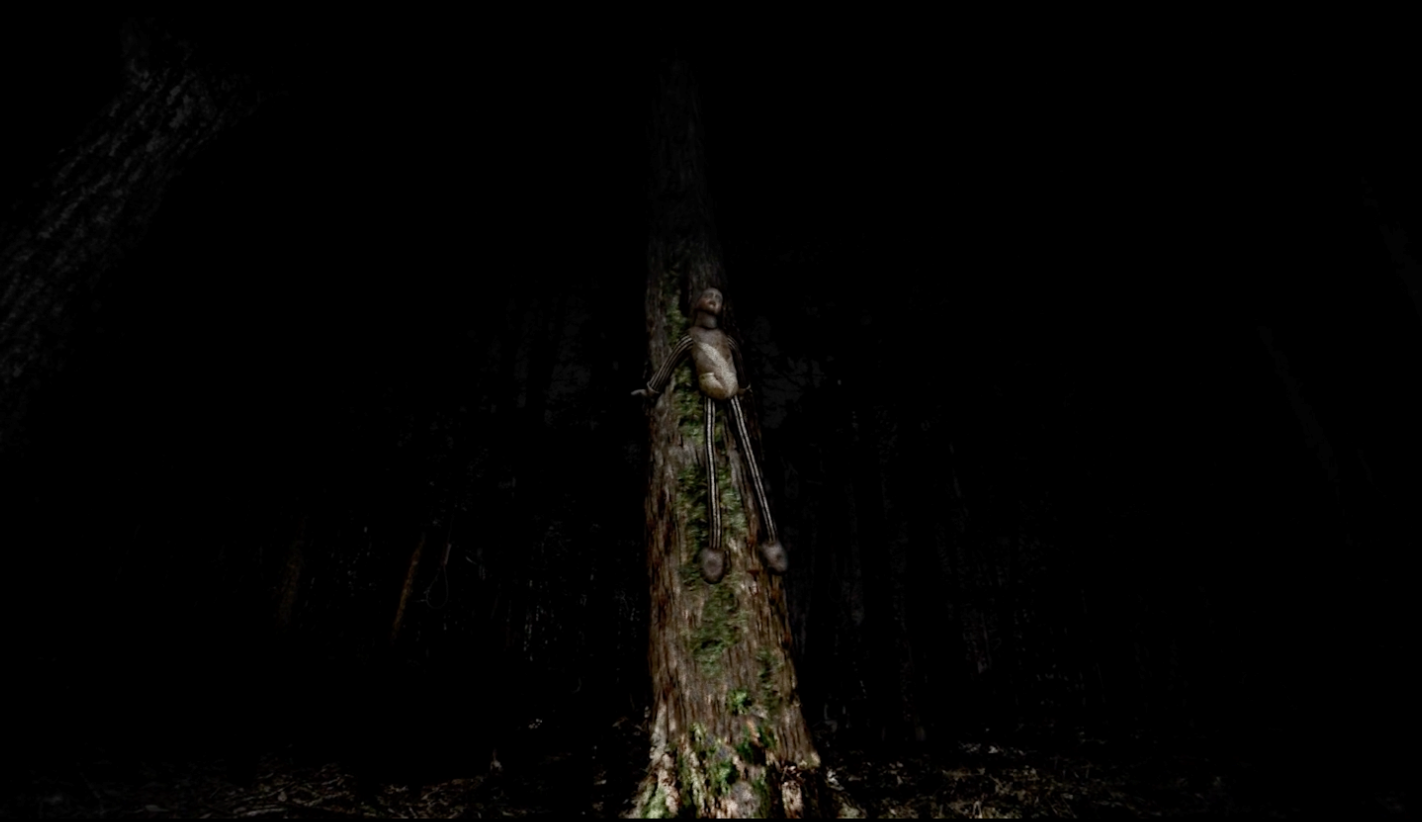 the forest 360 experience
