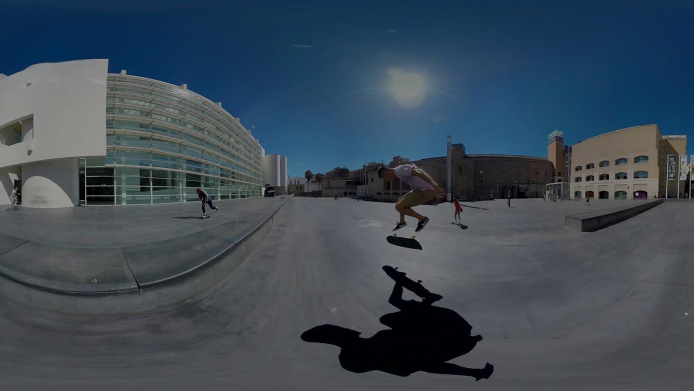 360º VR experience