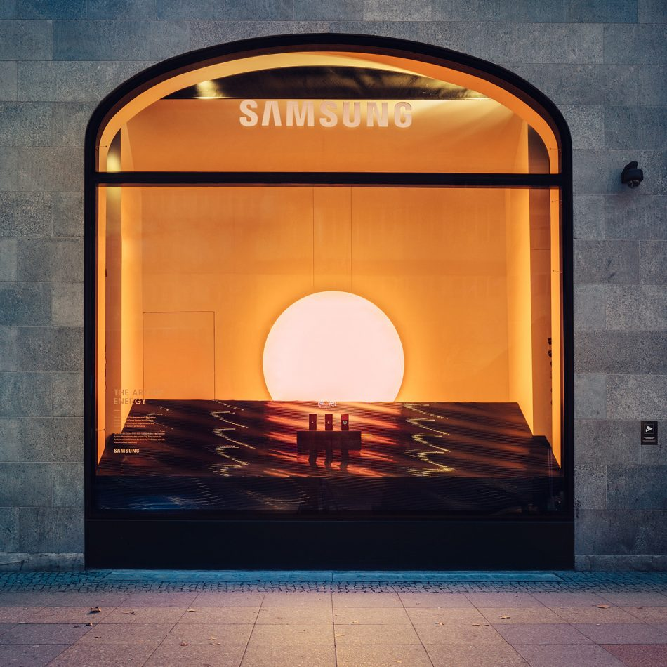 Samsung x KaDeWe