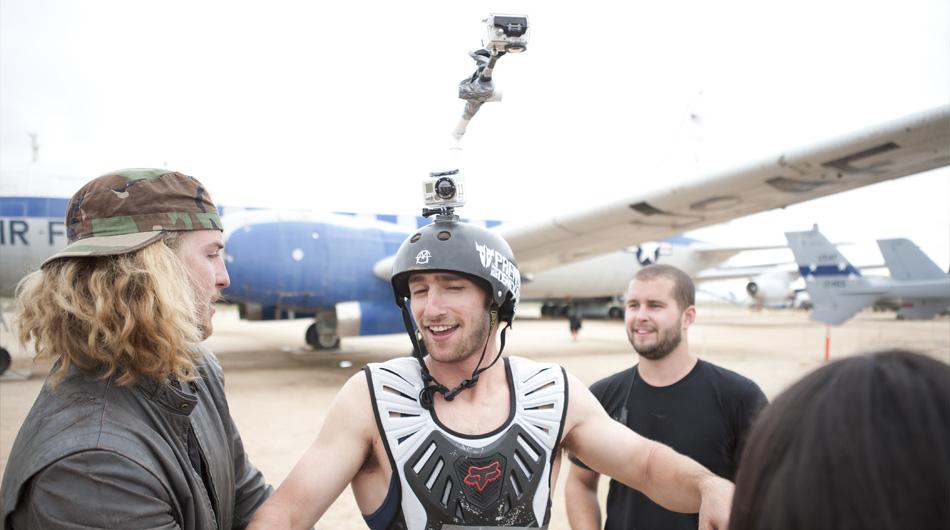 UNIT9 - 7-Eleven: Big Energy Stunt Squad