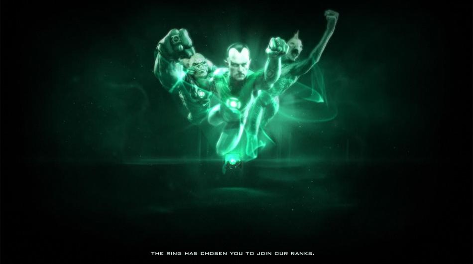 UNIT9 - Got Milk: Green Lantern