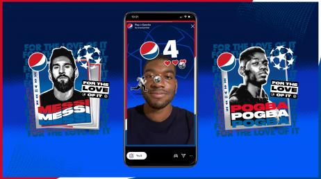 Pepsi Beat Runner