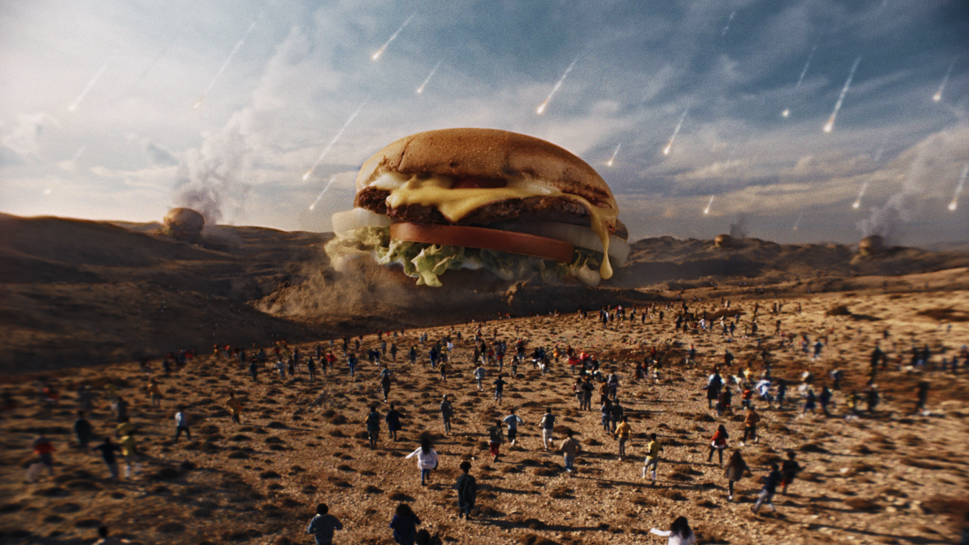 Hardee's: Go All In