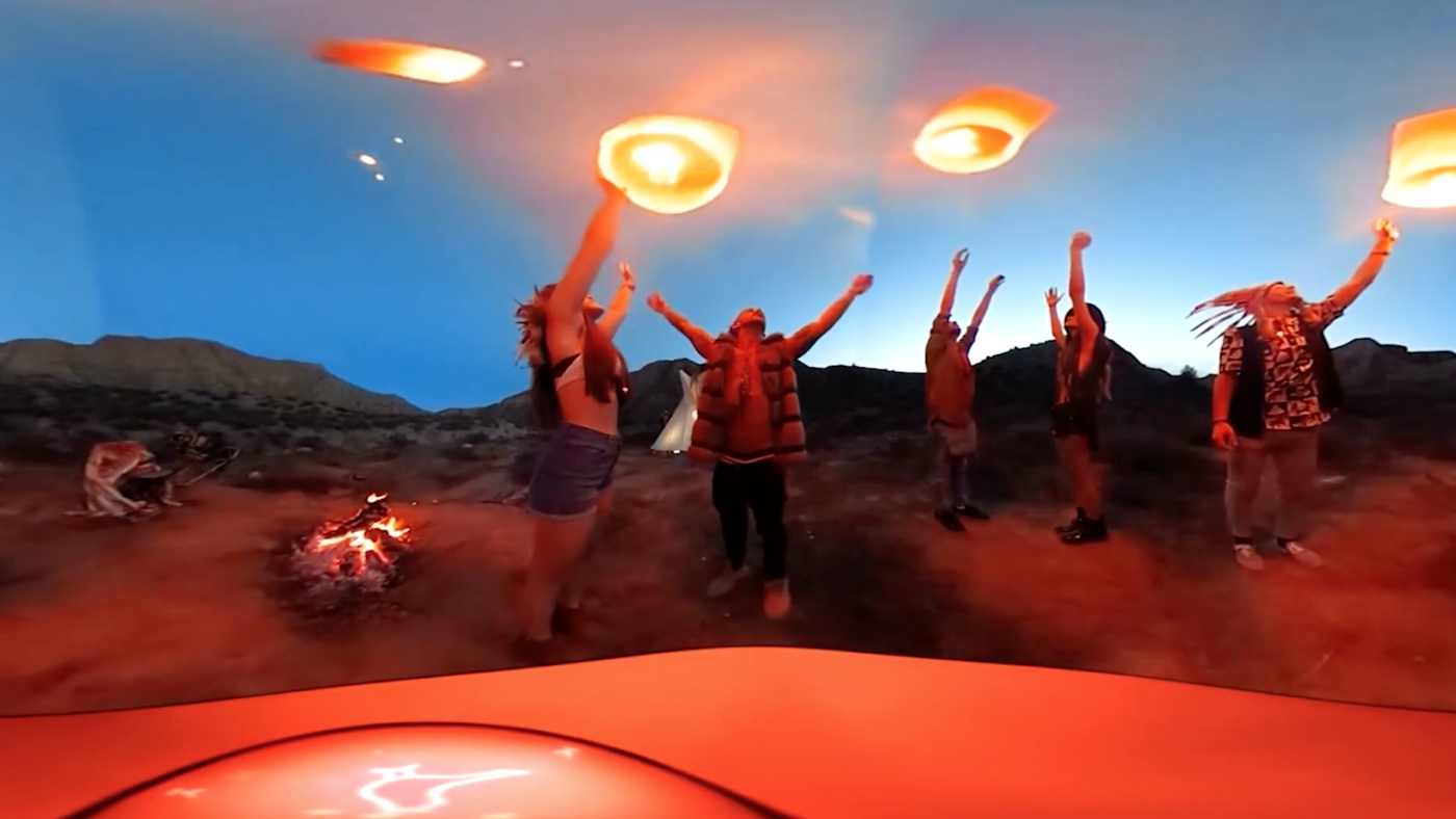 VR Showreel 2016